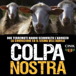 COLPA NOSTRA COVER LOGO CINIK NEW