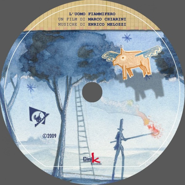 UOMO FIAMMIFERO CD_label UF def