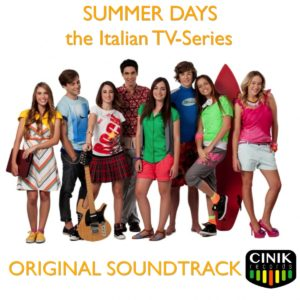 SUMMER DAYS ITALIAN TV SERIES ORIGINAL SOUNDTRACK CINIK